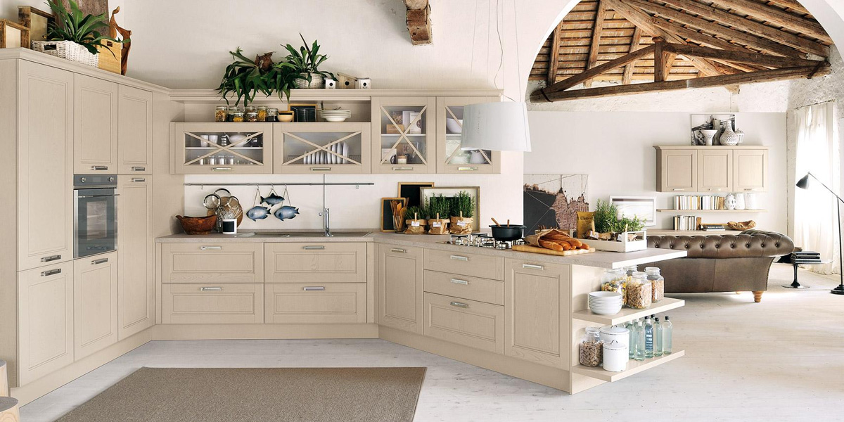 Cucina Lube Agnese Bianco Camelia Solo Un Altra Idea Di