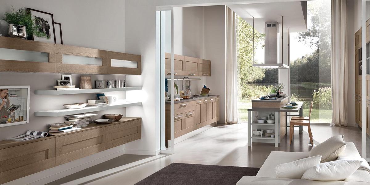 Gallery cucine lube brianza - Separazione cucina soggiorno ...